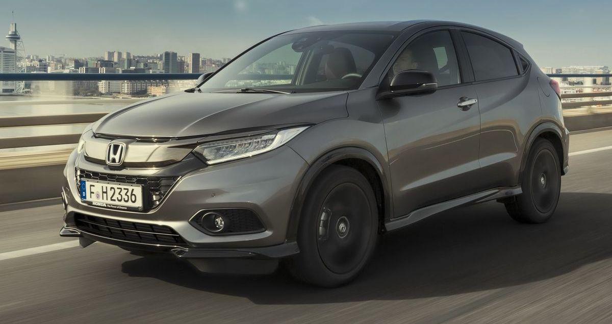 Honda HR-V Sport (2019)