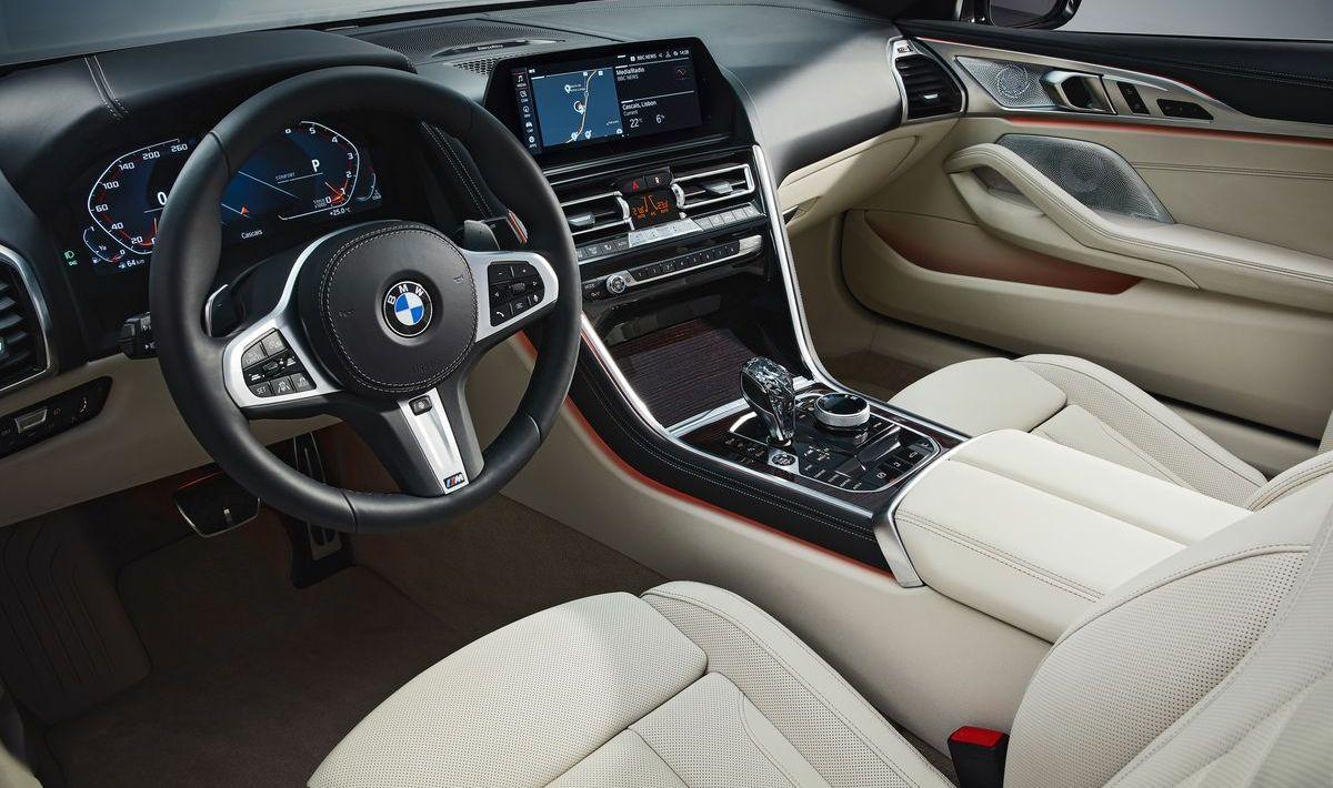 BMW M850i xDrive Cabriolet (2019)
