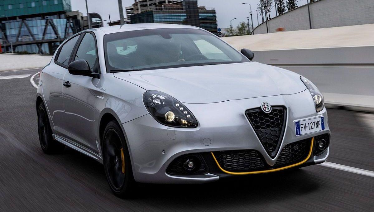 Alfa Romeo Giulietta Speciale (2019)