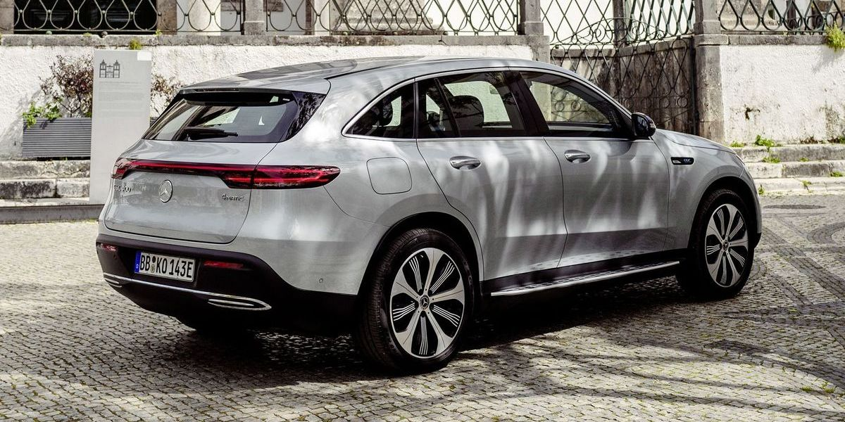 Mercedes-Benz EQC Edition 1886 (2019)