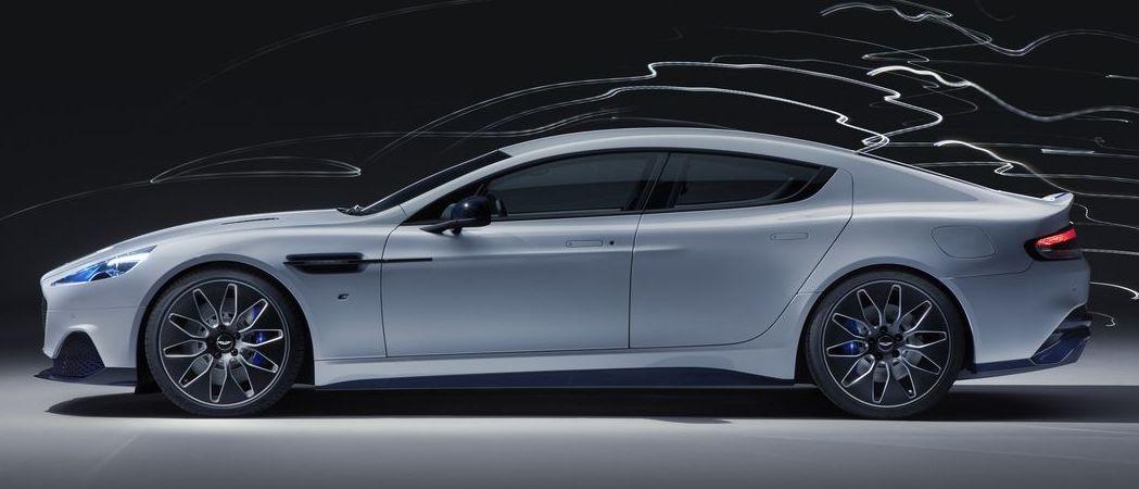 Aston Martin Rapid E (2019)