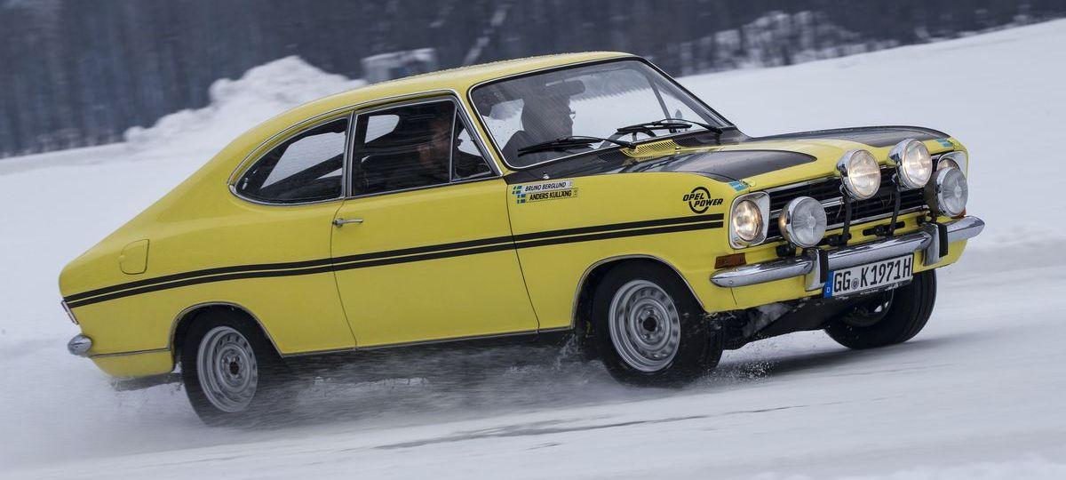 Opel Rallye-Kadett