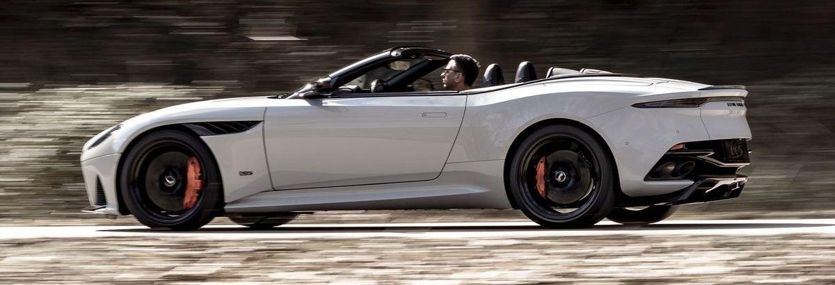 Aston Martin DBS Superleggera Volante (2019)