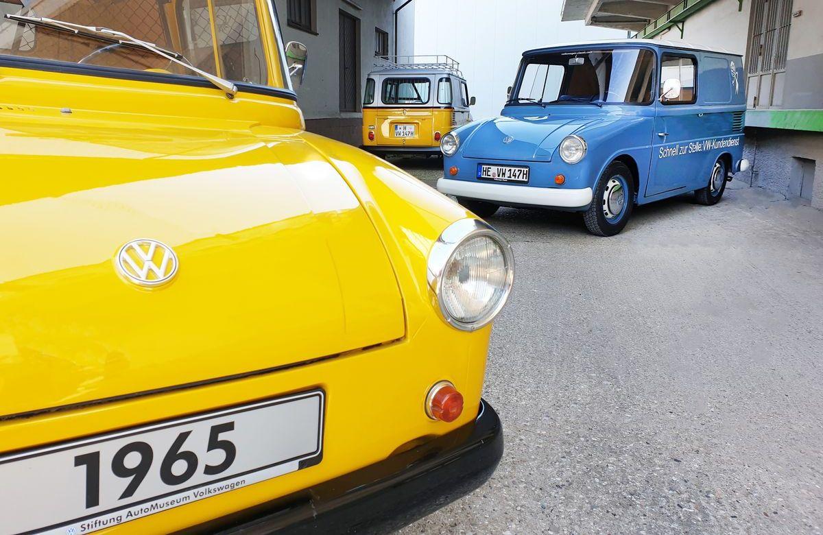 """VW Typ 147 (1964 – 1974): """"Fridolin"""""""