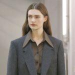 Trend für Ladies: Ein schlichter Anzug