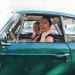 In Hamburg: Angesagte Rallye mit automobilen Klassikern