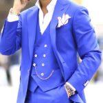 Stylishes Blau für Mann und Frau