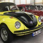 Volkswagen Classic: Es sind Fahr- und keine Stehzeuge