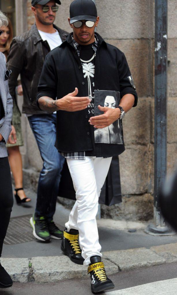 ...sondern auch eine echte Stil-Ikone für Fashion-Trends.