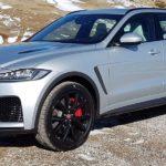 Jaguar F-Pace SVR (2019): Zu schwer und zu durstig… …egal