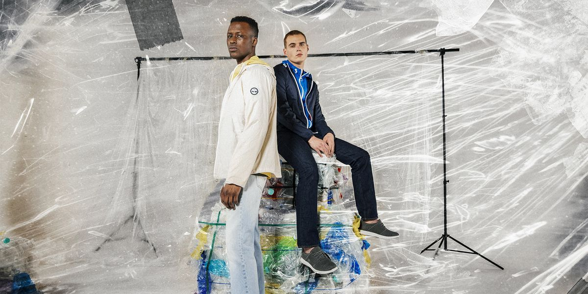 Timberland: Plastikflaschen in den Schuhen | Shots Magazin