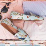 Accessoires mit sommerlichen Pastellfarben