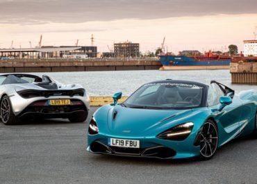 McLaren Experience Tour 2019