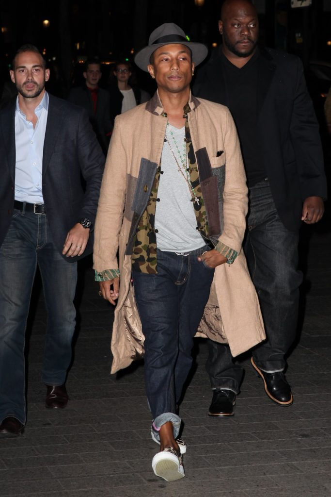 Pharell Williams (ddp images)