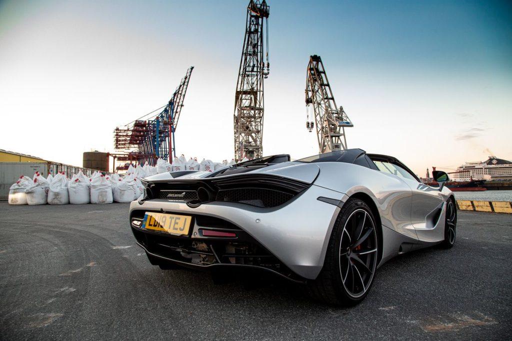 McLaren 720S Spider (2019)