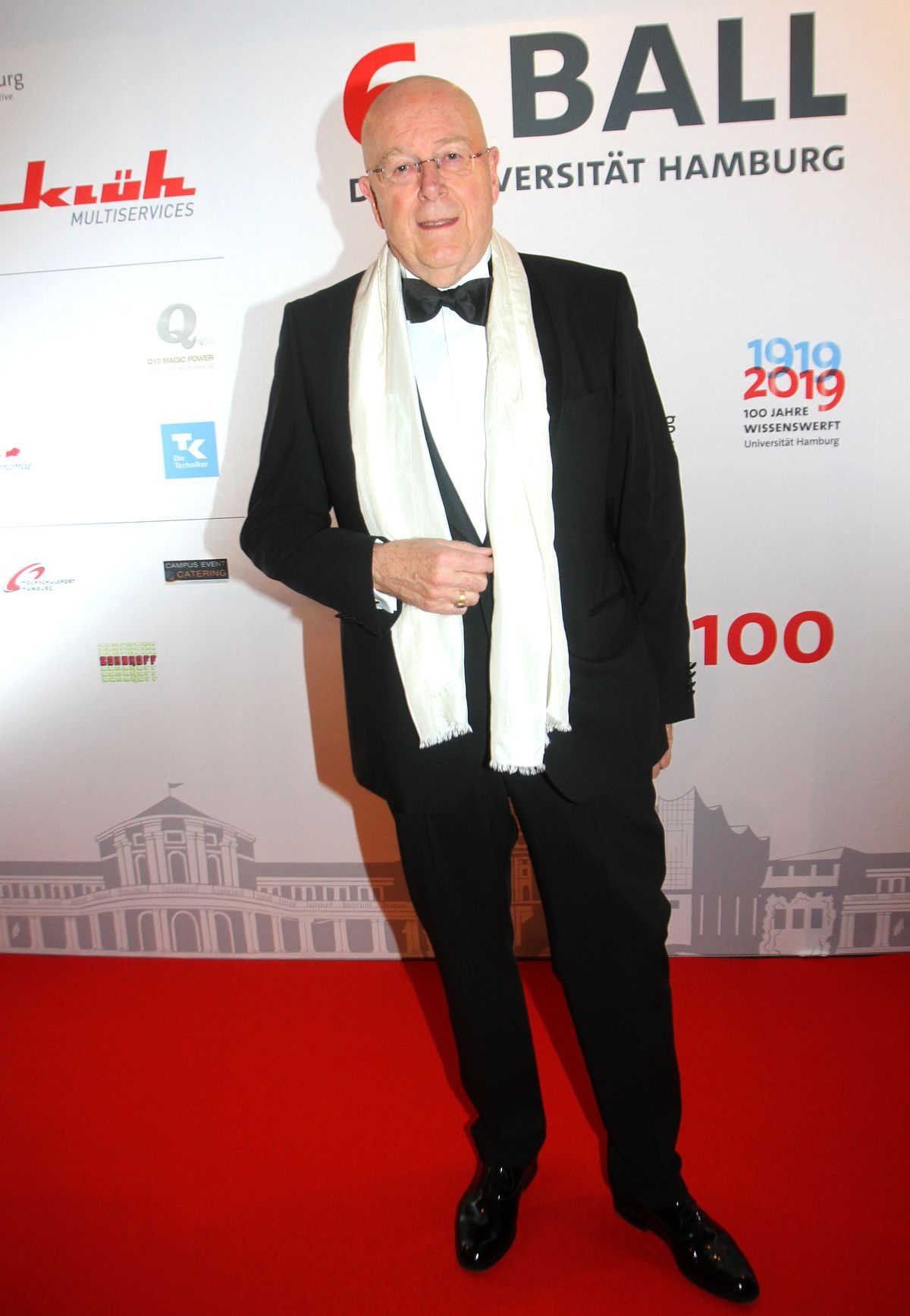 Prof. Dr. Dr. h.c. Dieter Lenzen lädt zum 7. Uniball