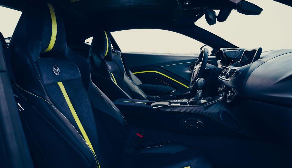 Aston Martin Vantage 59 AMR (2019)