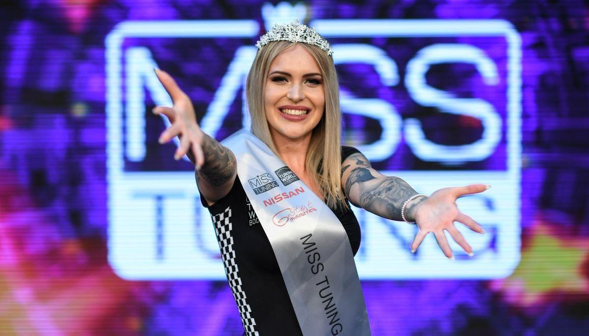 Miss Tuning 2019: Vanessa Knauf (23) aus Darmstadt