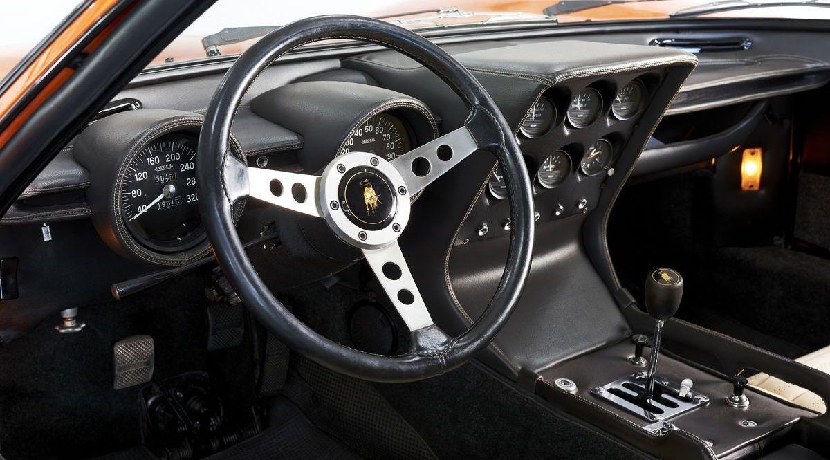 Lamborghini Miura P400 (1969)