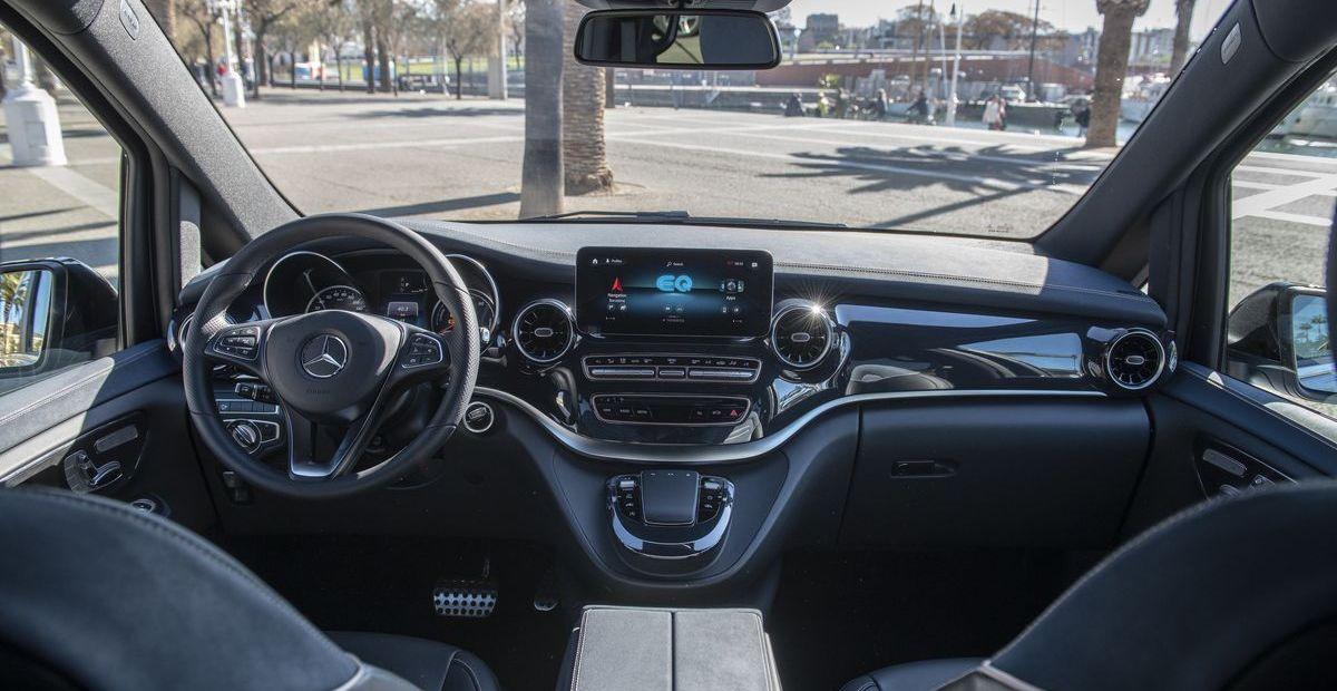 Mercedes-Benz Concept EQV (2019)