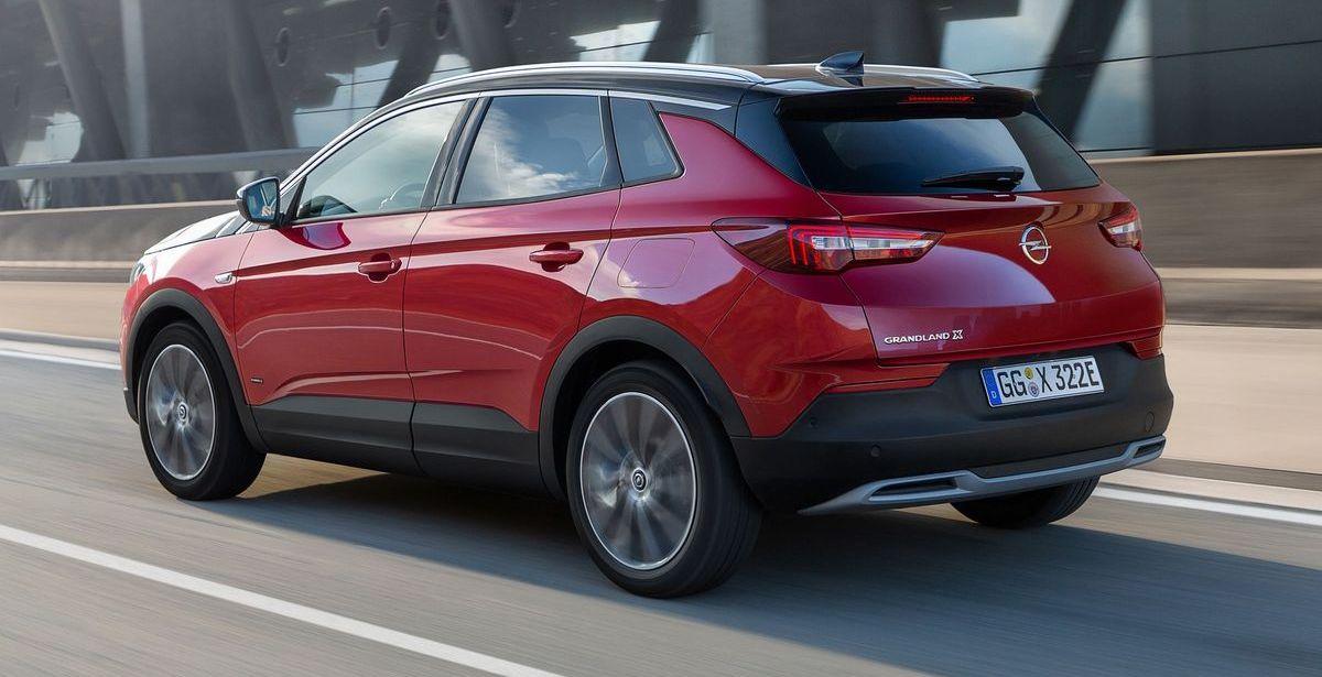 Opel Grandland X Hybrid4 (2019)