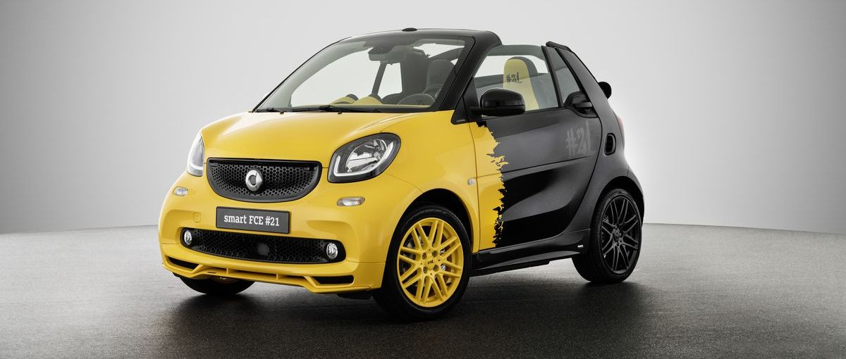 Smart Fortwo Final Collector's Edition (2019)