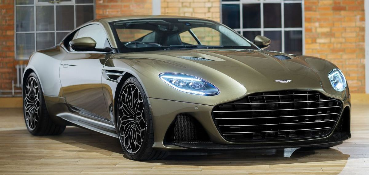"Aston Martin DBS Superleggera Special Edition ""On Her Majesty's Secret Service"" (2019)"