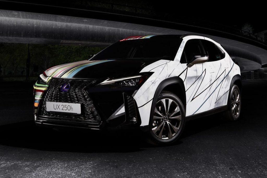 Lexus UX by René Turrek