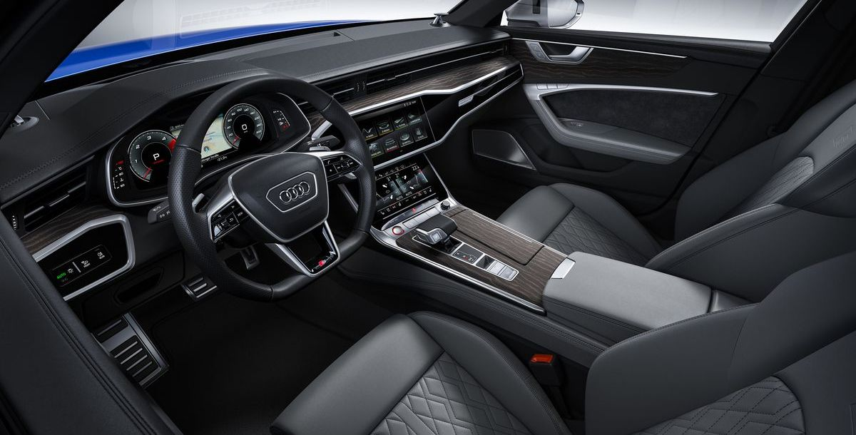 Audi S6 Limousine TDI (2019)