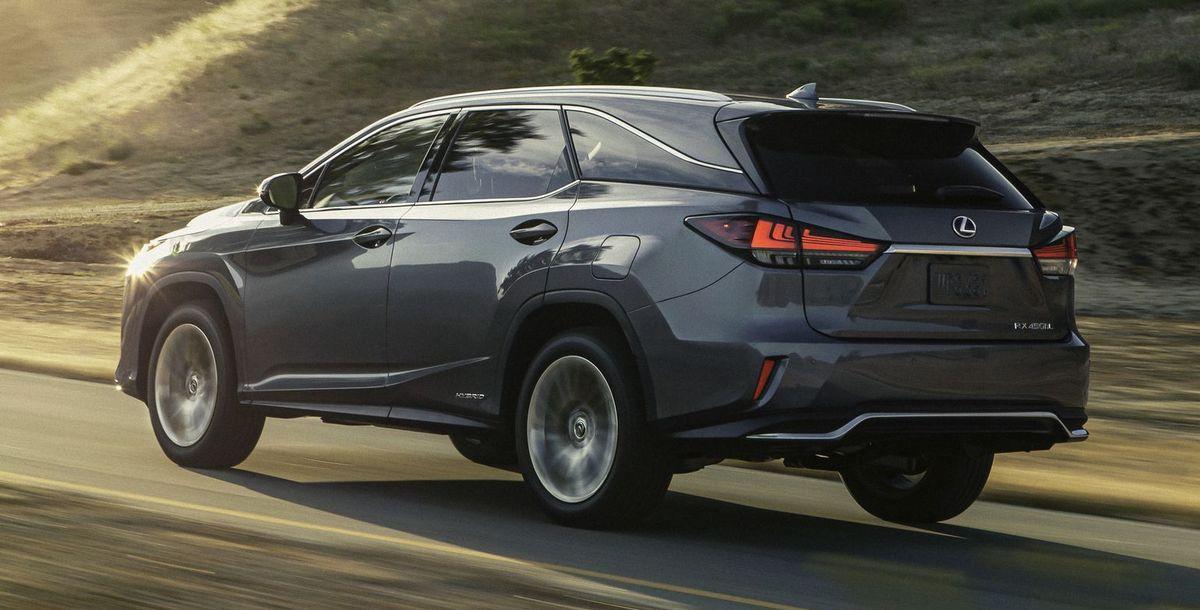 Lexus RX (2020)