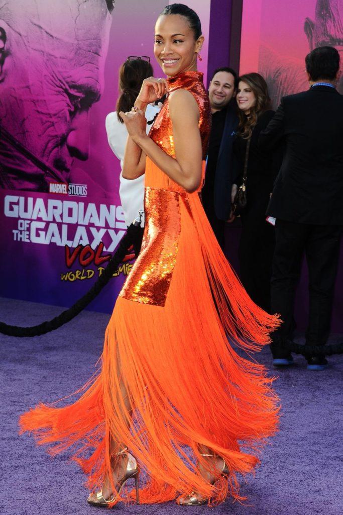 Zoe Saldana (ddp images)