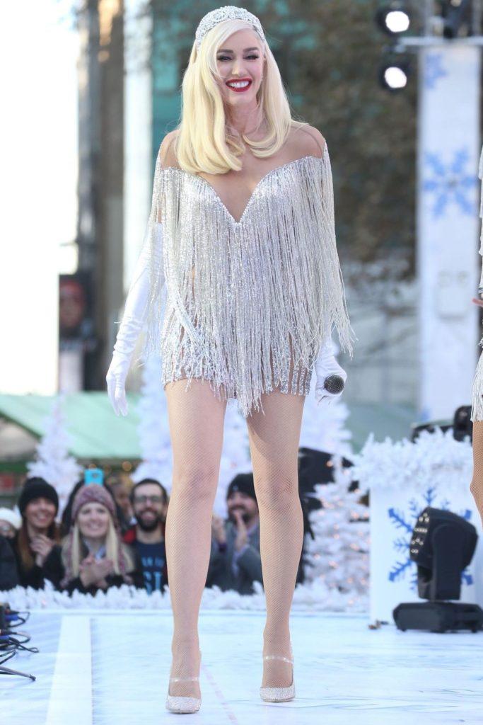 Gwen Stefani (ddp images)