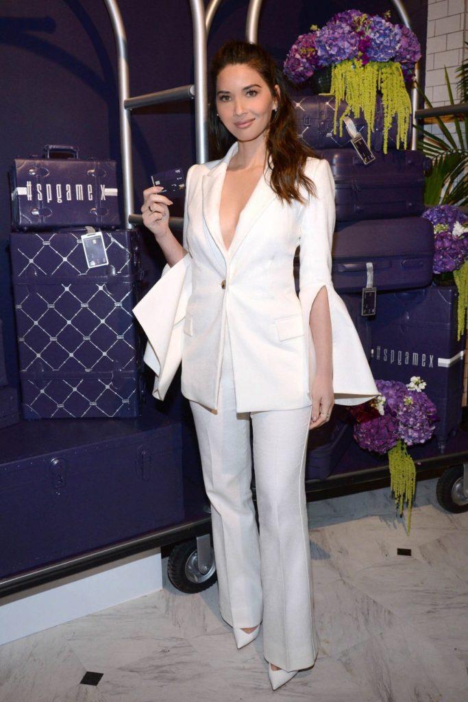 Olivia Munn (ddp images)