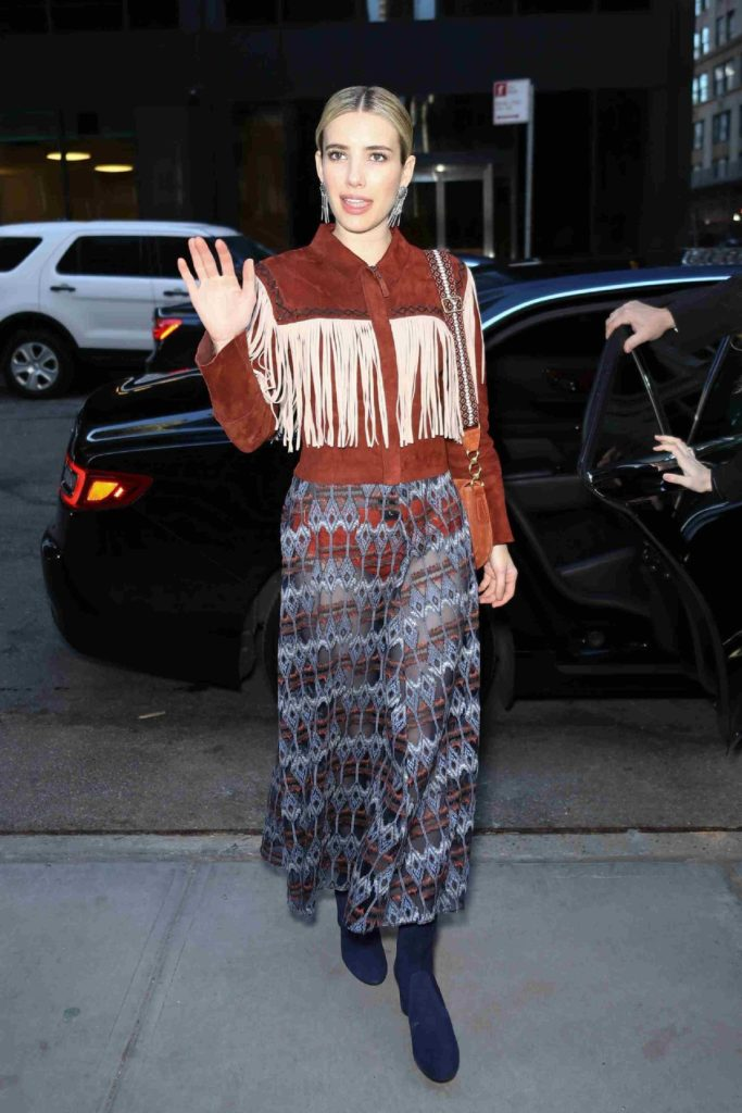 Emma Roberts (ddp images)