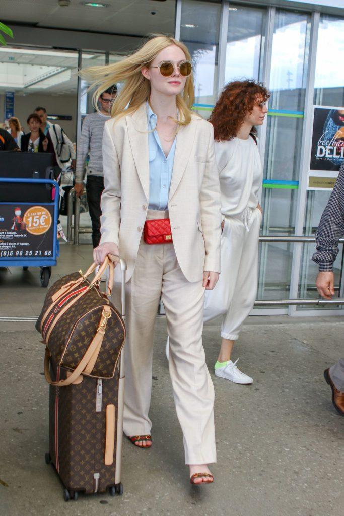 Der Flughafen von Nizza wird zum Catwalk