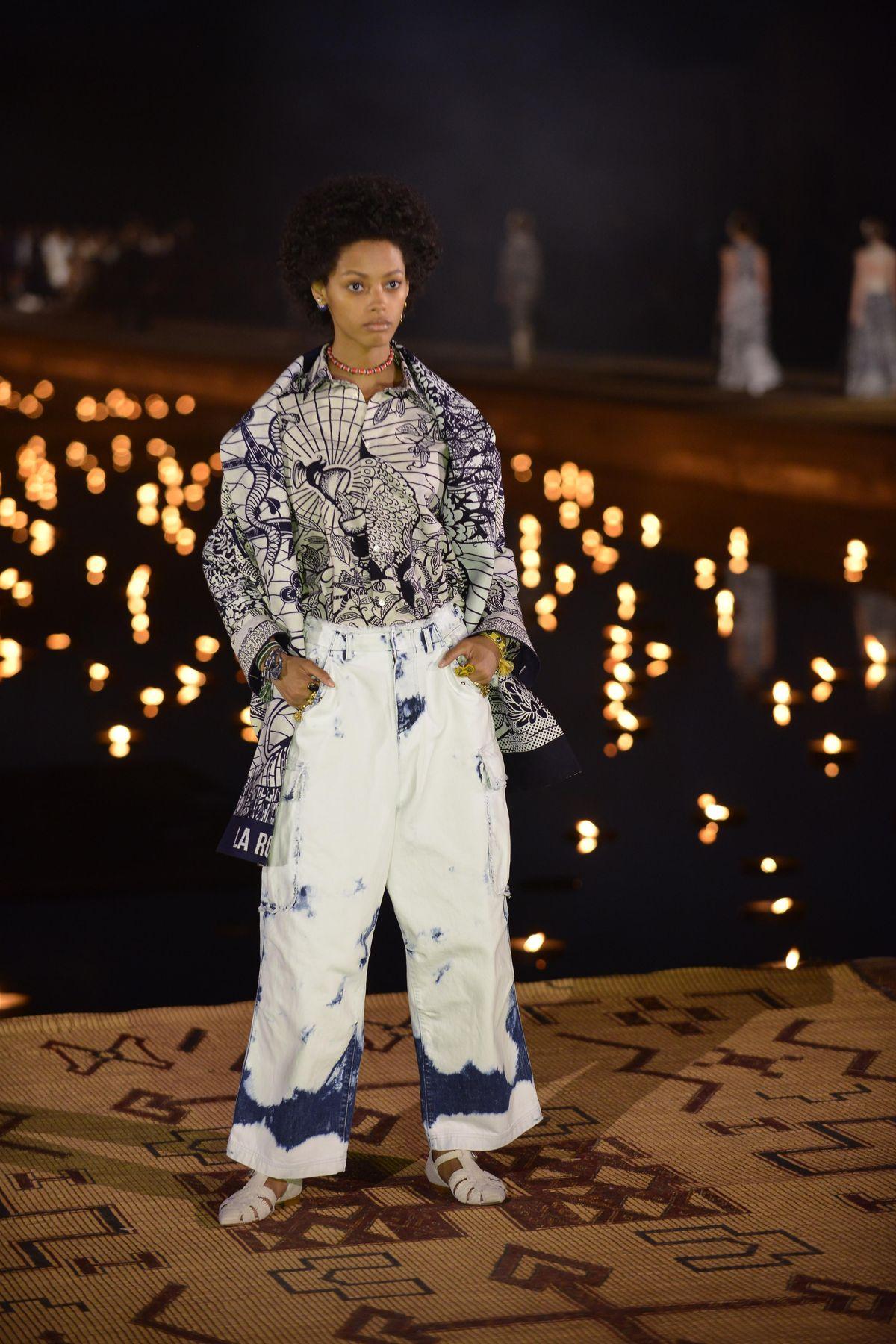 Marrakesch Mit Dior Beim Cruise Kollektion Launch 2020
