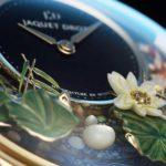 Luxusuhrenhersteller Jaquet Droz präsentiert die neue Magic Lotus Edition