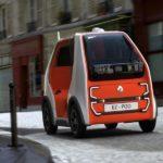 Mikromobil: Ein iPod auf Rädern