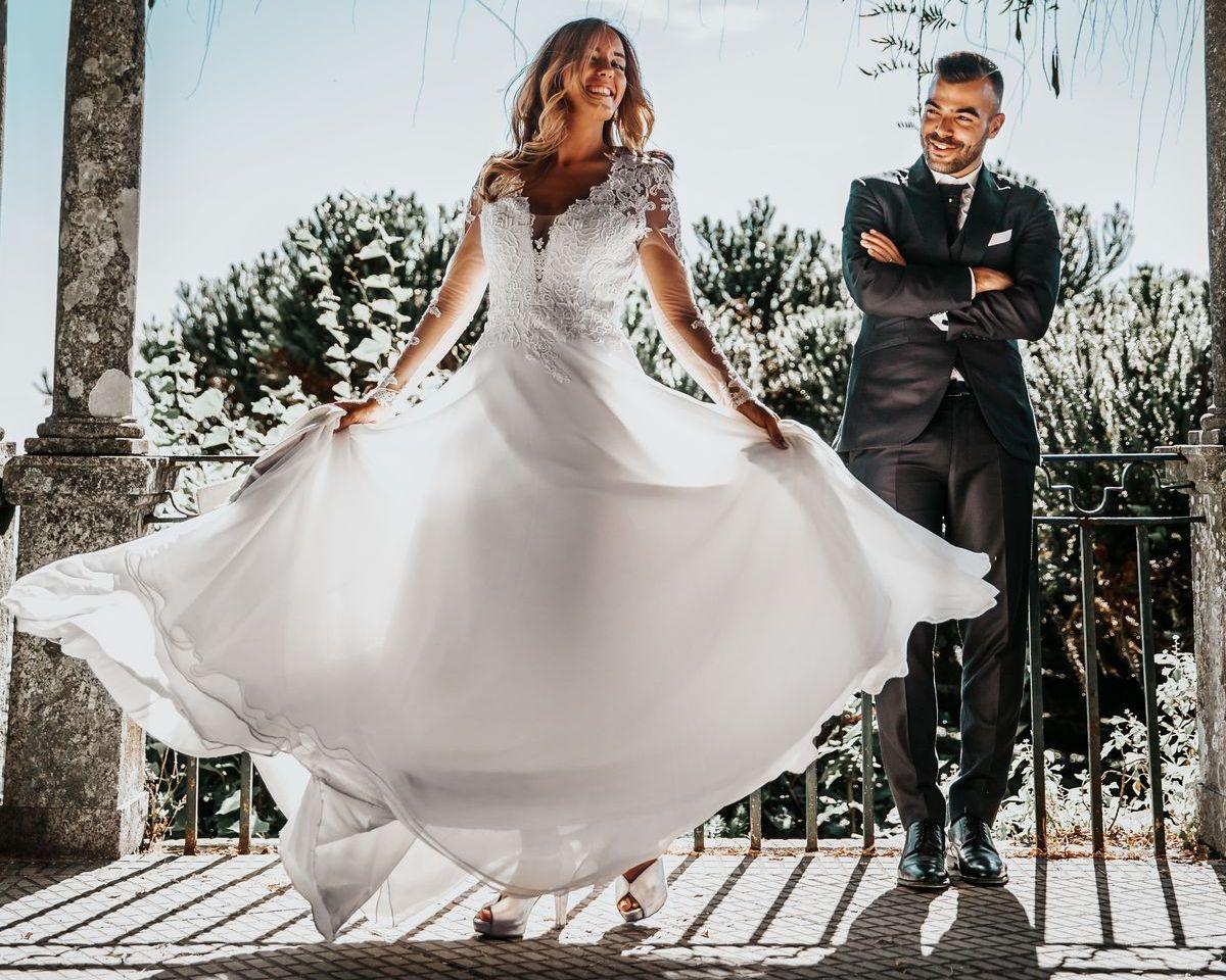 Zur Hochzeit gehört ein perfektes Styling für Sie und Ihn