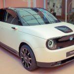 """Das erste Elektroauto von Honda heißt """"E"""""""