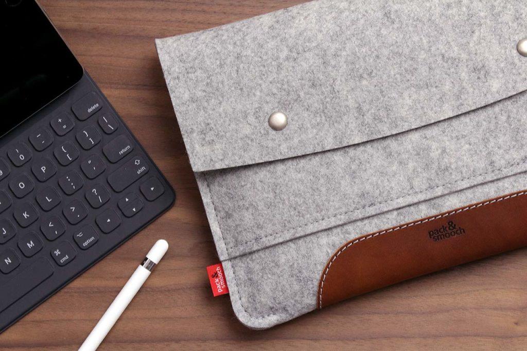 Pack & Smooch iPad Hülle Hampshire