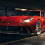 Novitec N-Largo: Der breite Ferrari 812 Superfast