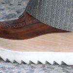 Das Fashion-Revival der Plateauschuhe