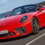 Porsche 911 Speedster (2019): Limitierte Frischluft mit 510 PS