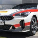 Kia Stinger wird Safety Car