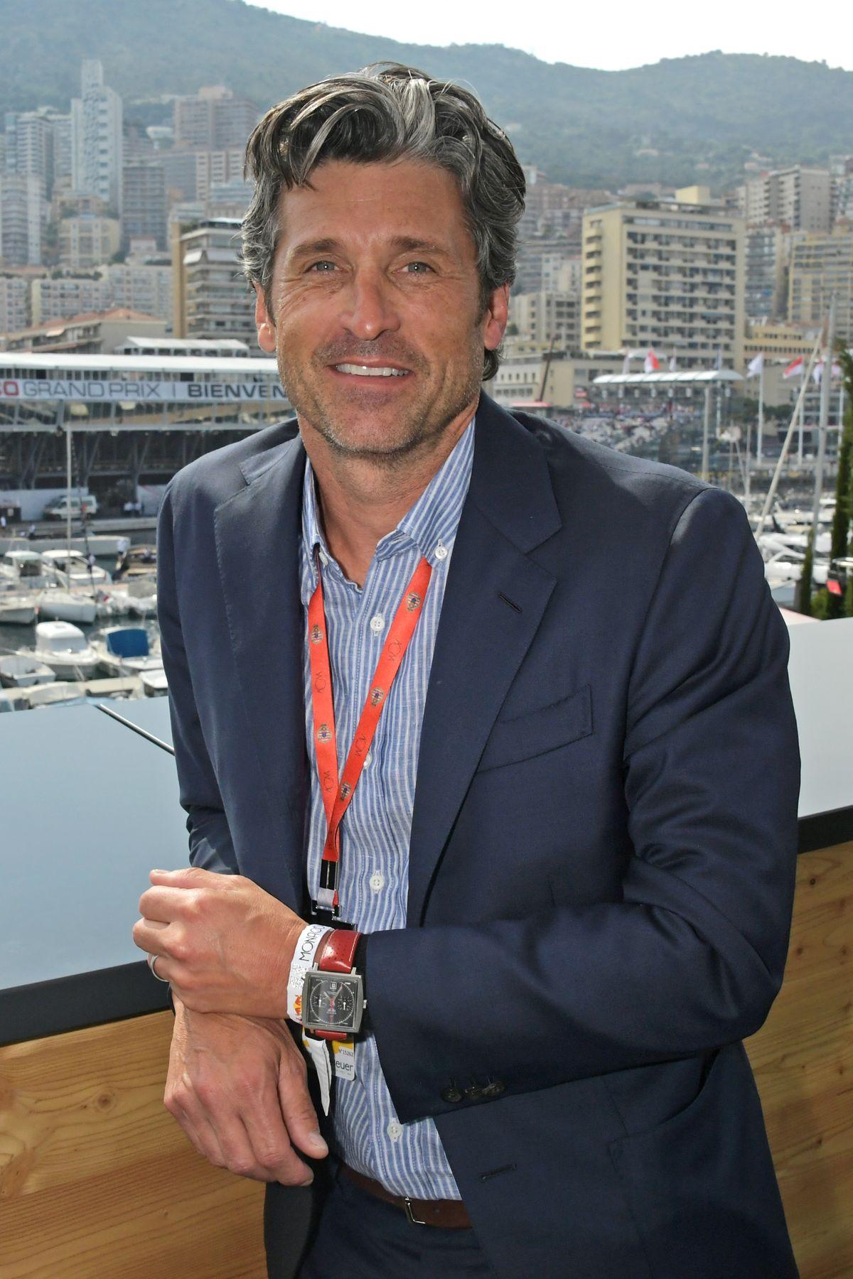 Monaco Tag Heuer Zeigt Zur Formel 1 Limitierte Uhren Shots Magazin