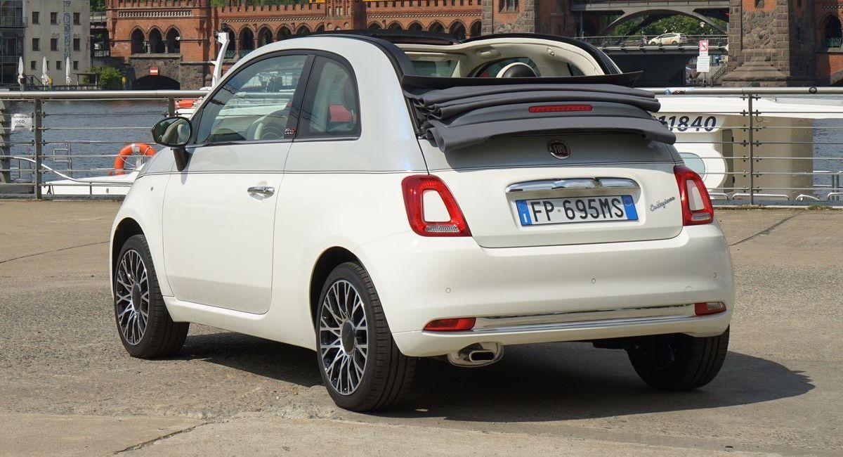 Fiat 500C Collezione (2019)