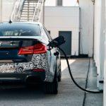 BMW-Limousine soll Elektroauto-Potential beweisen