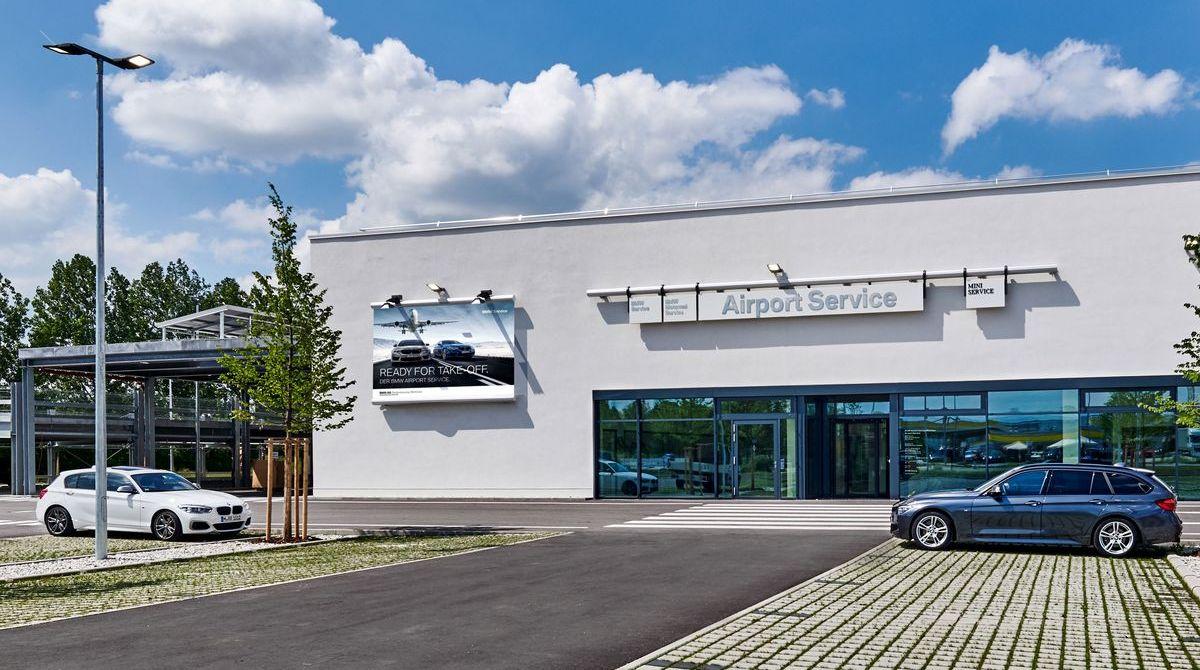 München: BMW Airport Service