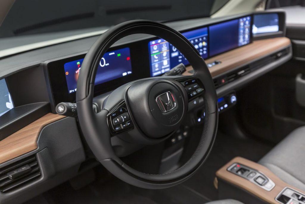 Honda E (2020)